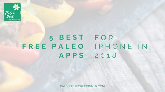 best free paleo apps